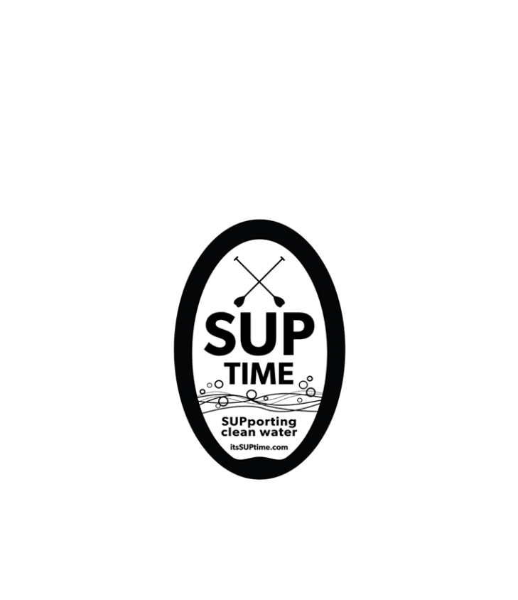 SUP time magnet oval